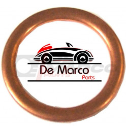 Engine oil drain gasket for R4, R5, R6...