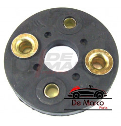 Flexible disk for the steering column for R4, Dauphine, R5, R8, R14, R16, R18
