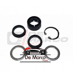 Repair kit for the gear rack guide in the steering gear for R4, R5, R6