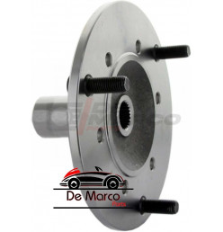 Wheel hub front for with front disc brake R4, R5, R6