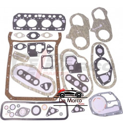 Engine gasket set completely, Renault 4 845cc, R5, R6