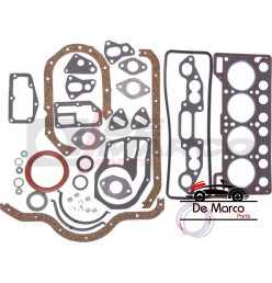 Engine gasket set completely, Renault 4 956-1108cc, R5, R6