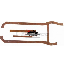 Oil pan sealing set, Renault 4 845cc